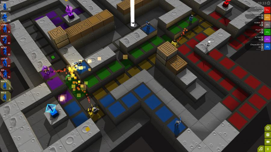 Cubemen 2 Review - Screenshot 2 of 5