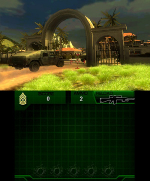 Heavy Fire: Black Arms 3D Review - Screenshot 3 of 3