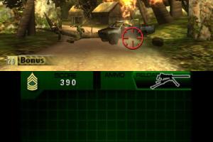 Heavy Fire: Black Arms 3D Screenshot