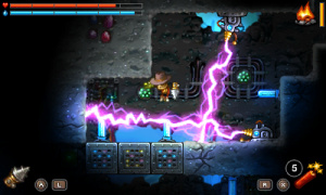 SteamWorld Dig Review - Screenshot 4 of 5