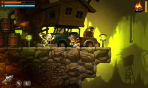SteamWorld Dig Review - Screenshot 1 of 5