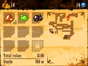 SteamWorld Dig Review - Screenshot 3 of 5