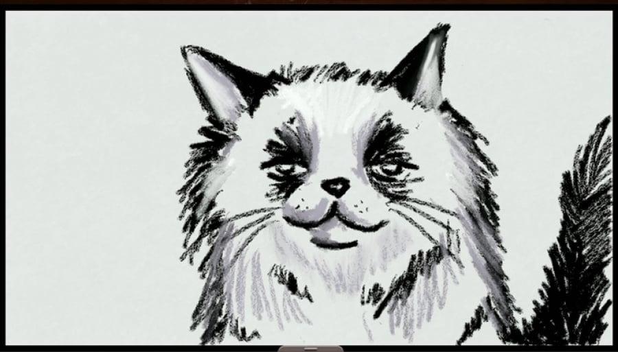 Art Academy: SketchPad Review - Screenshot 1 of 3