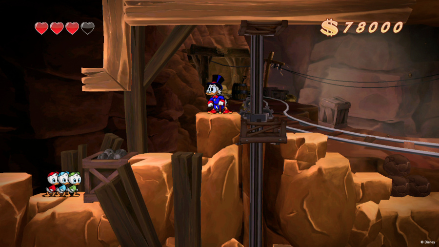 DuckTales: Remastered Review - Screenshot 3 of 4