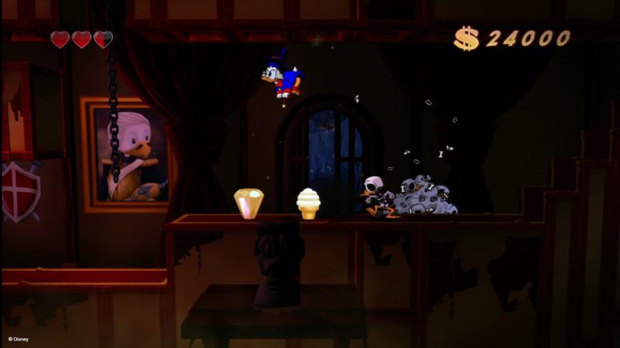 DuckTales: Remastered Screenshot