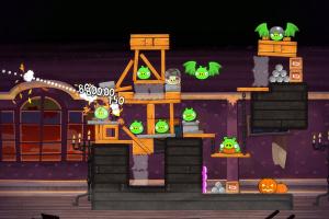 Angry Birds Trilogy Screenshot