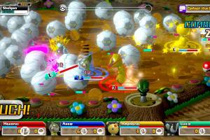 Pokémon Rumble U Screenshot