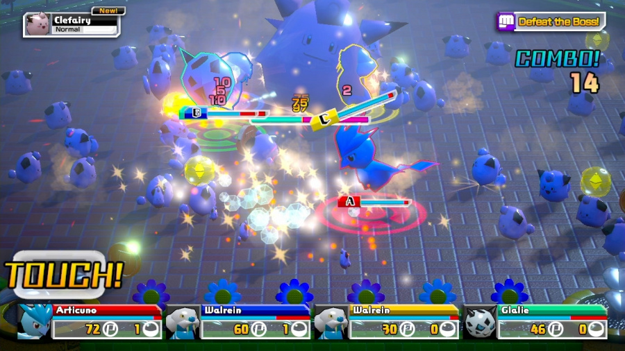 Pokémon Rumble U Review - Screenshot 4 of 5