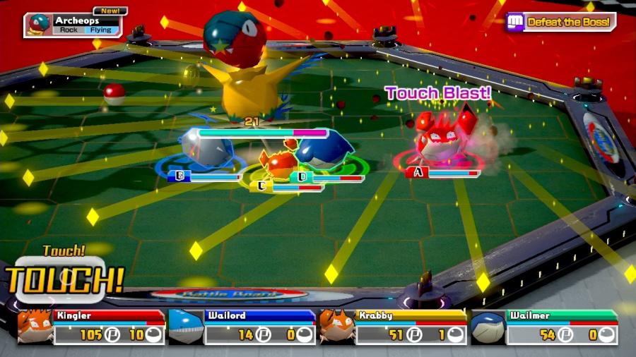Pokémon Rumble U Review - Screenshot 1 of 5