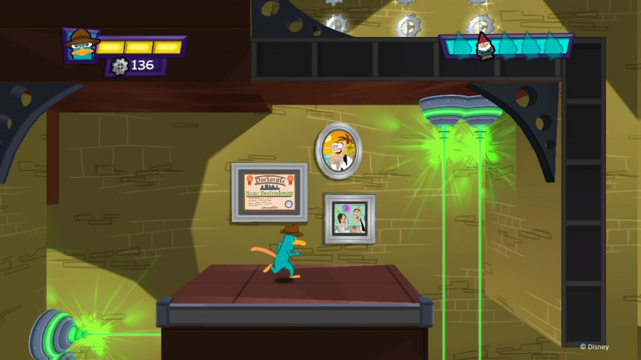 Phineas and Ferb: Quest for Cool Stuff Review - Screenshot 2 of 5