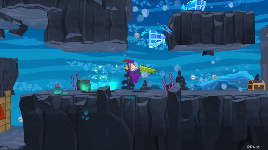 Phineas and Ferb: Quest for Cool Stuff Review - Screenshot 5 of 5