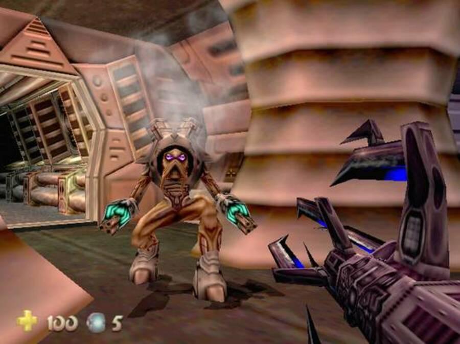 Turok 2: Seeds of Evil Screenshot