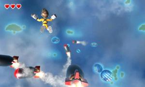 Jett Rocket II - The Wrath of Taikai Review - Screenshot 1 of 5
