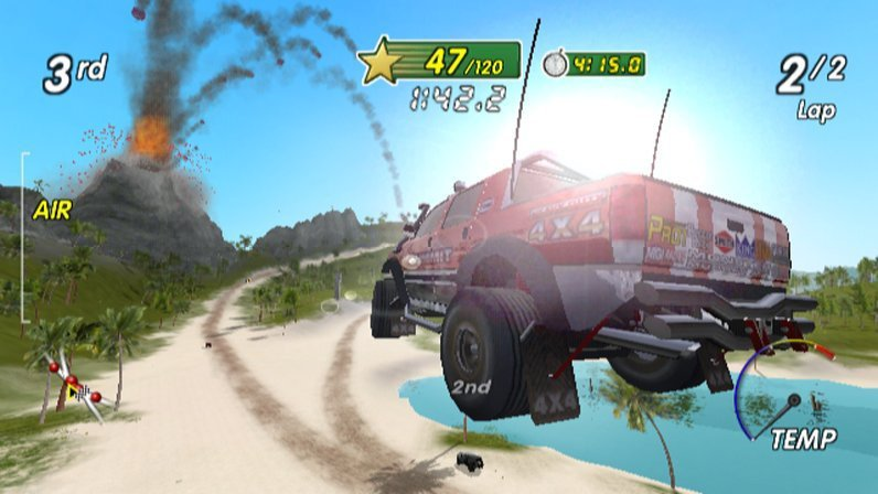 Excite Truck Screenshot