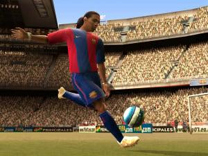 FIFA 07 Review - Screenshot 3 of 6