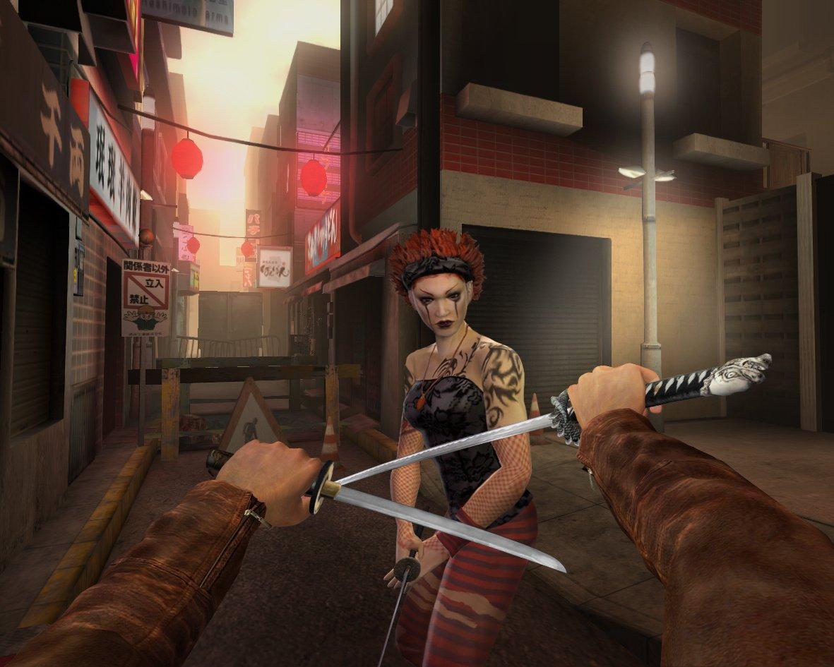 Red Steel Screenshot