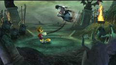 Rayman Raving Rabbids Screenshot