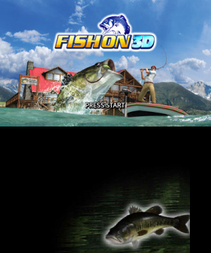 Fish On 3D Review - Screenshot 2 of 5