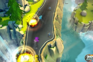 TNT Racers - Nitro Machines Edition Screenshot