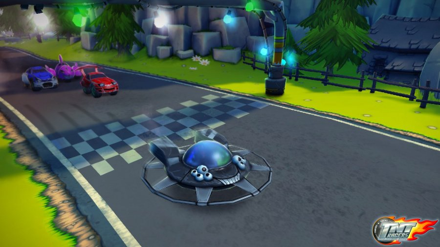 TNT Racers - Nitro Machines Edition Review - Screenshot 4 of 9