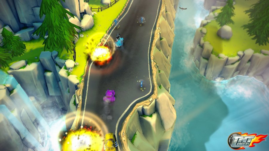 TNT Racers - Nitro Machines Edition Review - Screenshot 1 of 8