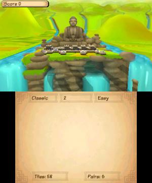 Mahjong 3D - Essentials Review - Screenshot 2 of 3