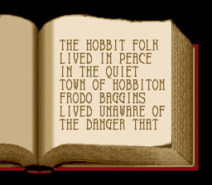 J.R.R. Tolkien's The Lord of the Rings - Volume I Review - Screenshot 2 of 6