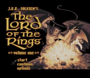 J.R.R. Tolkien's The Lord of the Rings - Volume I Review - Screenshot 4 of 6