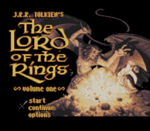 J.R.R. Tolkien's The Lord of the Rings - Volume I Review - Screenshot 6 of 6