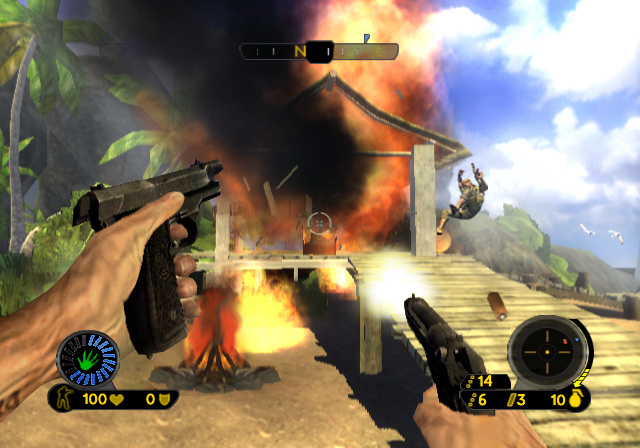 Far Cry: Vengeance Screenshot