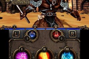 Rage Of The Gladiator Screenshot