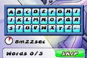 Letter Challenge Screenshot