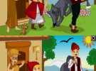 Tales to Enjoy! Little Red Riding Hood Screenshot
