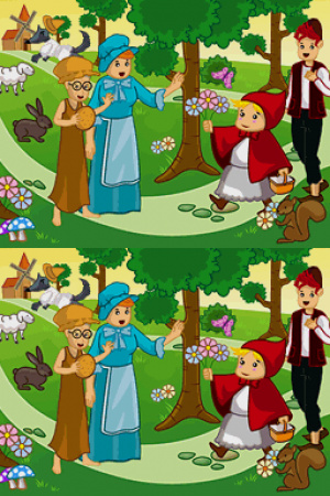 Tales to Enjoy! Little Red Riding Hood Review - Screenshot 1 of 2