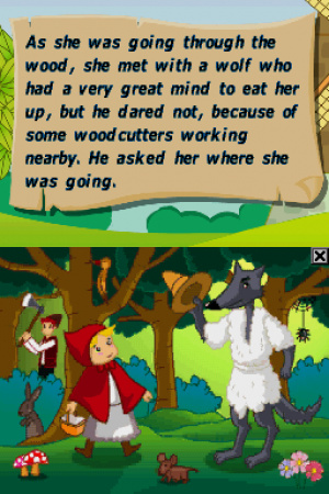 Tales to Enjoy! Little Red Riding Hood Review - Screenshot 2 of 2