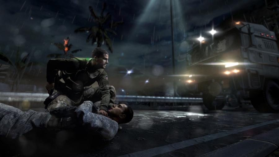 Tom Clancy's Splinter Cell Blacklist Review - Screenshot 4 of 5