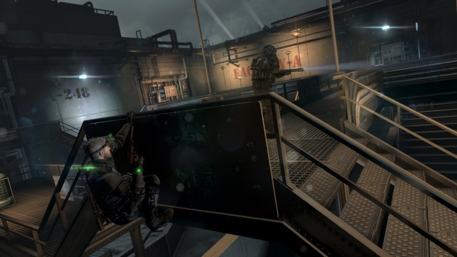Tom Clancy's Splinter Cell Blacklist Review - Screenshot 3 of 5
