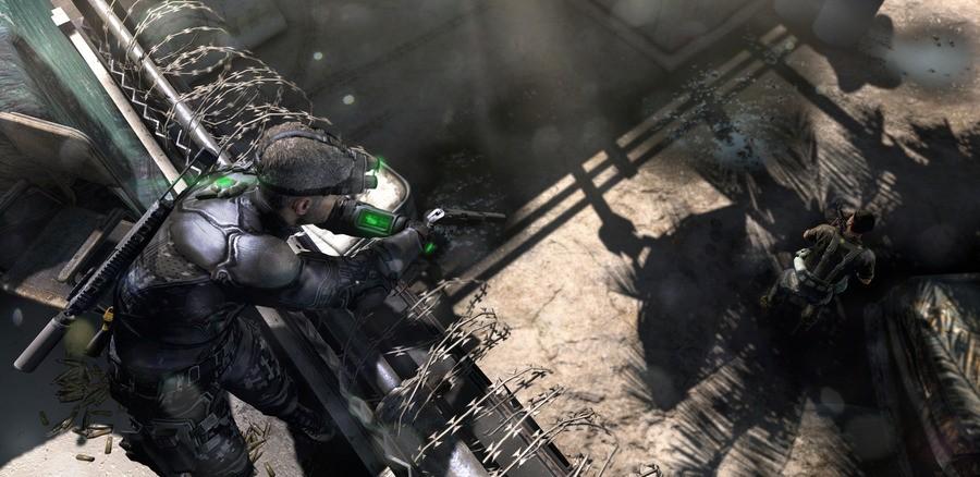 Tom Clancy's Splinter Cell Blacklist Screenshot