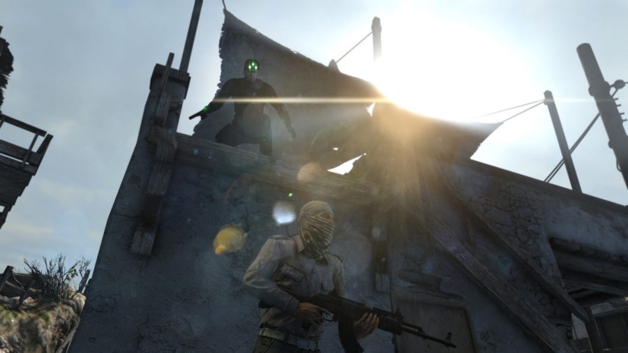 Tom Clancy's Splinter Cell Blacklist Review - Screenshot 5 of 5