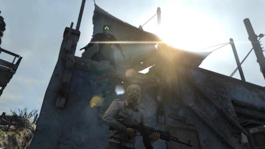 Tom Clancy's Splinter Cell Blacklist Review - Screenshot 1 of 5