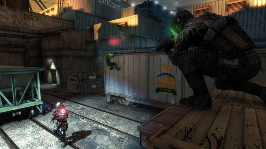 Tom Clancy's Splinter Cell Blacklist Review - Screenshot 2 of 5