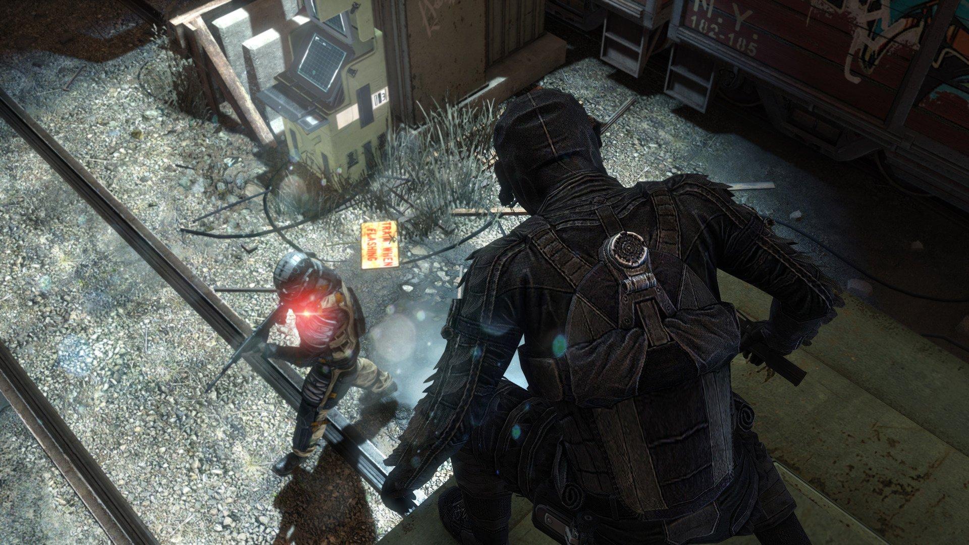 Tom Clancy S Splinter Cell Blacklist Review Wii U