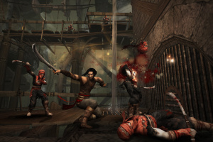 Prince of Persia: Warrior Within Screenshot