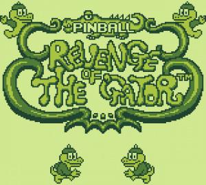 Pinball: Revenge of the 'Gator Review - Screenshot 1 of 3