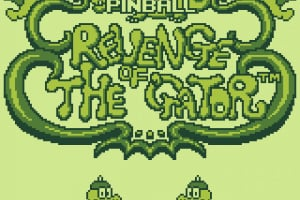 Pinball: Revenge of the 'Gator Screenshot