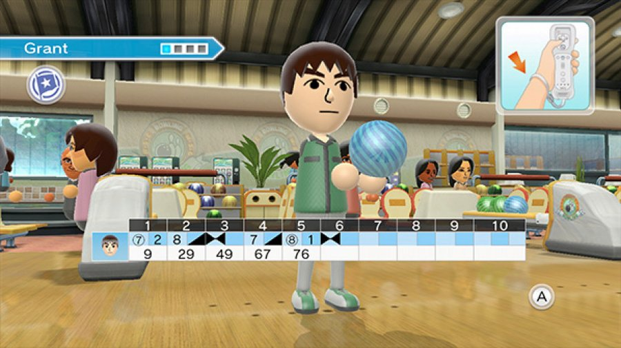 Wii Sports Club: Bowling Review - Screenshot 3 of 4