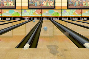 Wii Sports Club: Bowling Screenshot