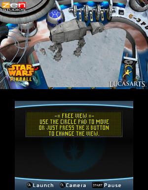 Star Wars Pinball Review - Screenshot 1 of 3
