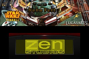 Star Wars Pinball Screenshot