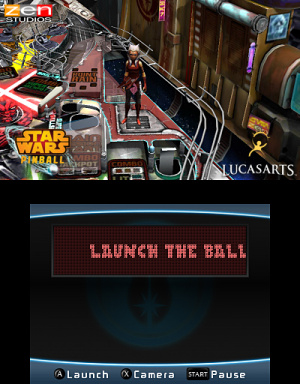 Star Wars Pinball Review - Screenshot 3 of 3